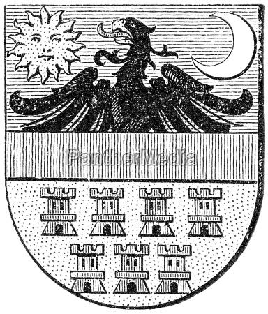 coat of arms of transylvania austro