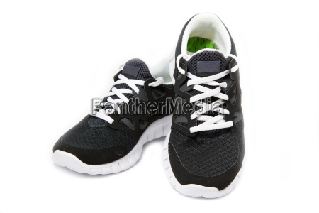 sports shoesjogging shoes on a white
