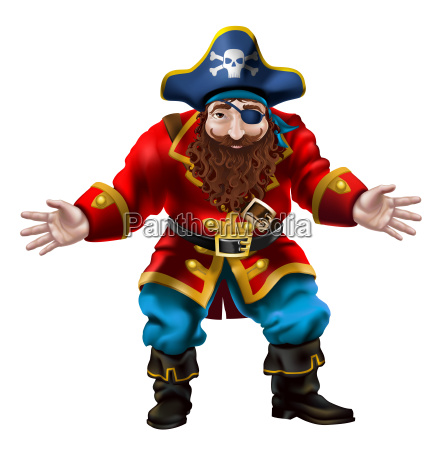 pirate the jolly sailor