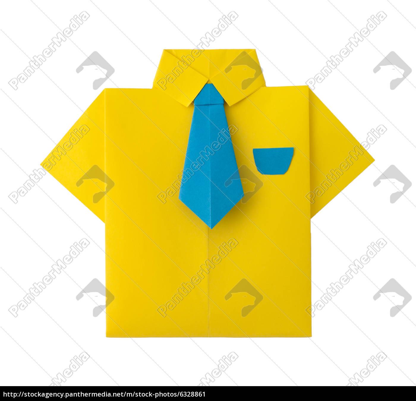 Origami Money folding: Shirt and Tie!   1349x1400