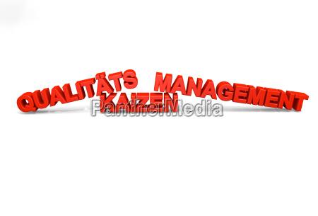 kaizen quality management