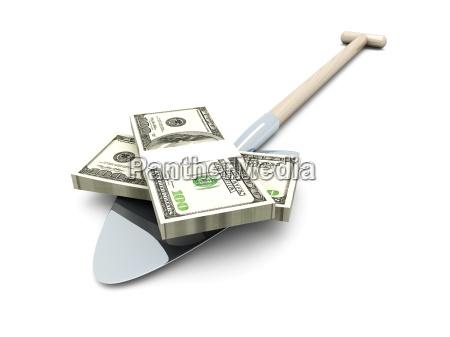 money mining
