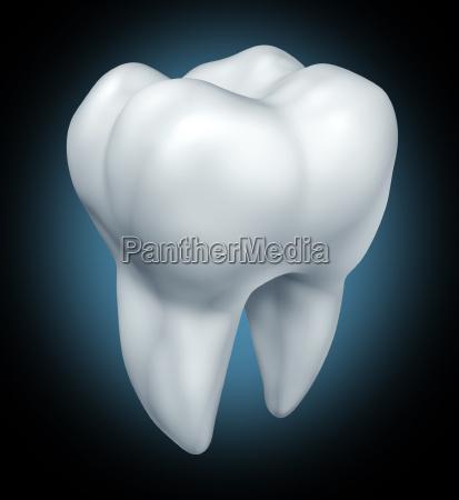 dental tooth health symbol