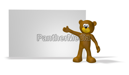 teddy presentation