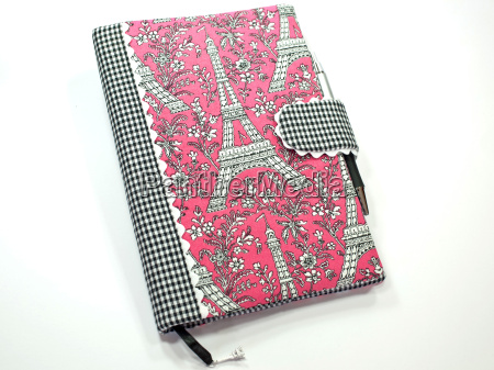 calendar binding in cotton cloth