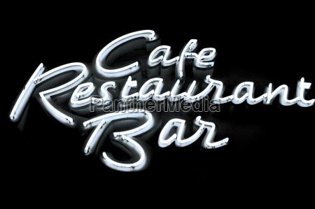 cafe restaurant bar