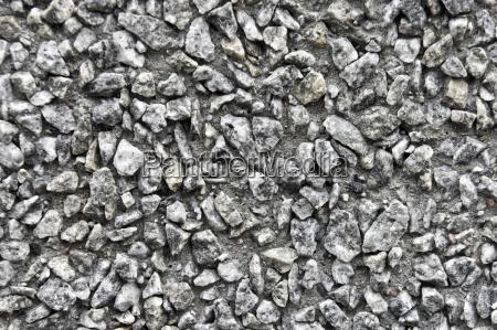 crushed basalt plate