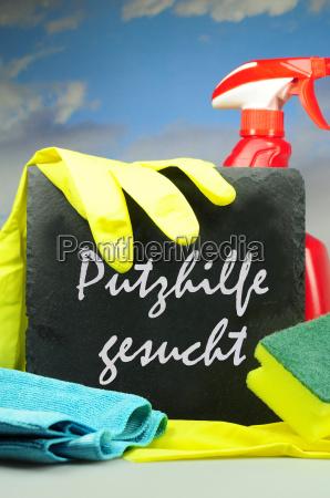 wanted putzhilfe