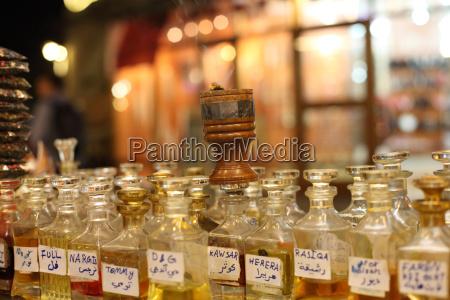 arabic incense choice at the souq
