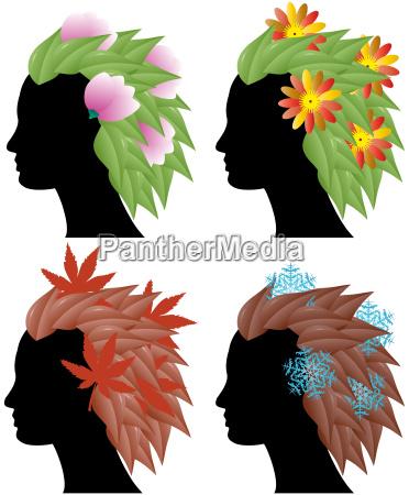 season hair