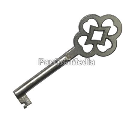 nostalgic old key