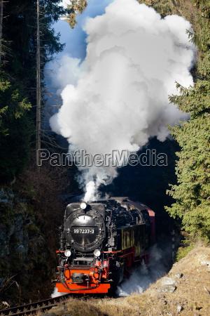 harz narrow gauge railway