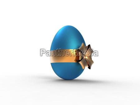 golden ribbon egg