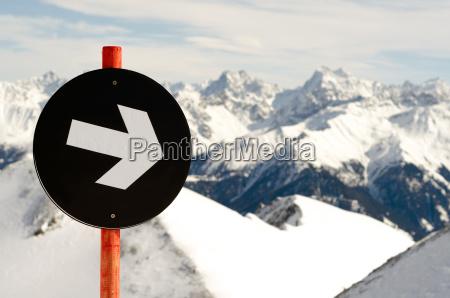 black slopes