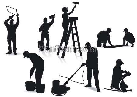 craftsmen and painters