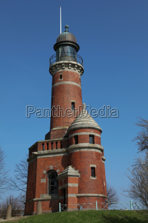 lighthouse kiel holtenau