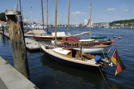 classic yachts in flensburg