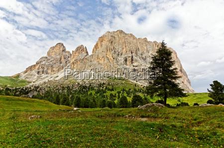 mountains dolomites alps high mountains mountain
