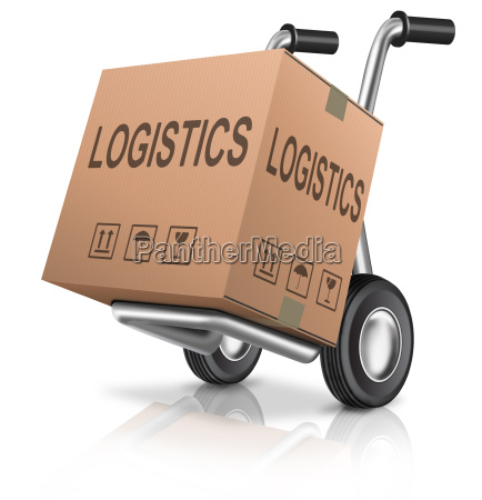 logistics carboard box