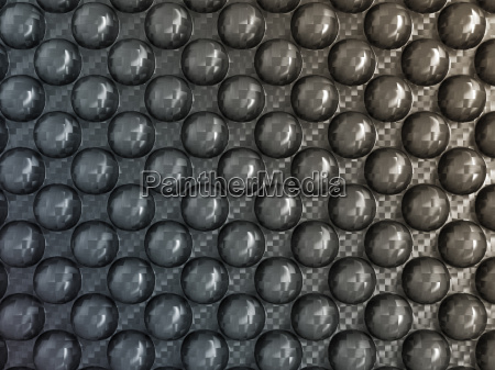 abstract carbon fiber with pimples