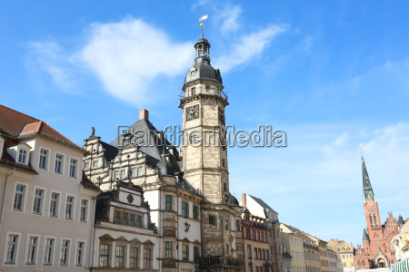 town hall altenburg