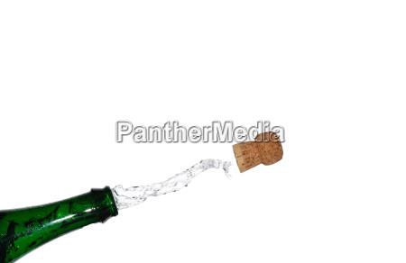 champagne flat stubble