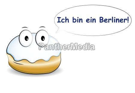 i am a berliner