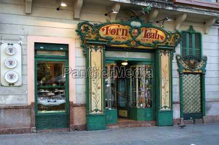 oldest bakery in altstatdt majorcas palma