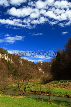 view towards goessweinstein