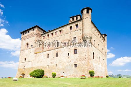 grinzane cavour castle piedmont italy