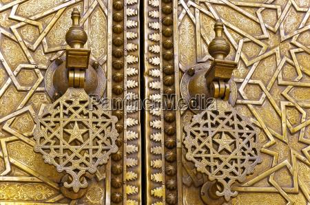 morocco fes royal palace