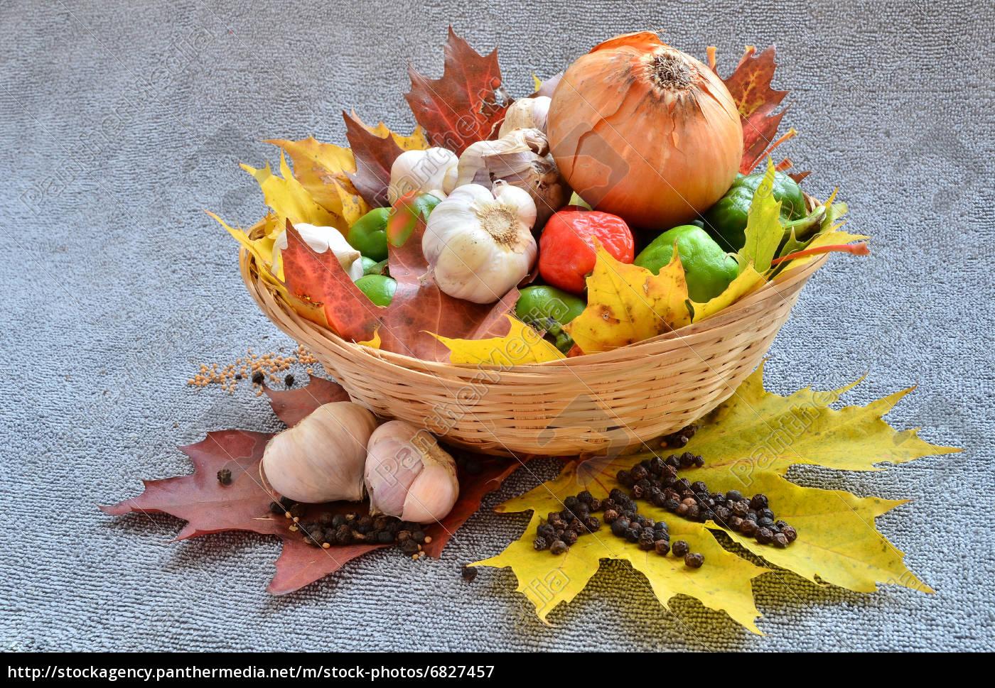 autumn, vegetables - 6827457