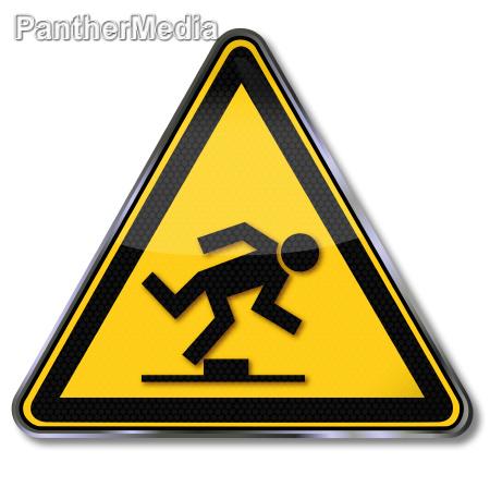 shield tripping hazard