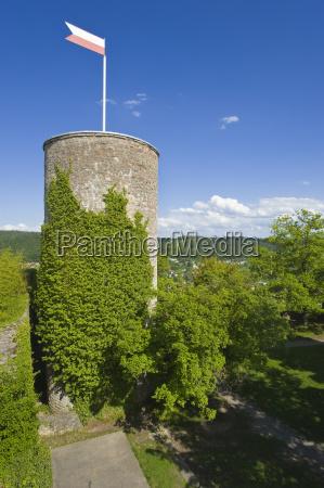 castle ruins hohennagold nagold