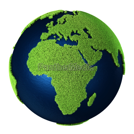 grass earth africa