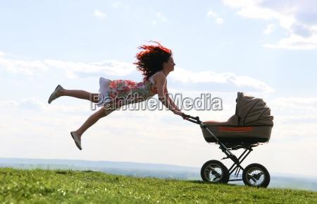 maternal flight