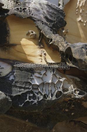 sandsteinoberflaeche