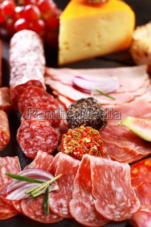 antipasto catering platter