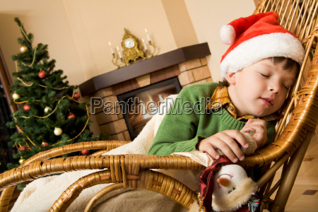 dream on christmas night