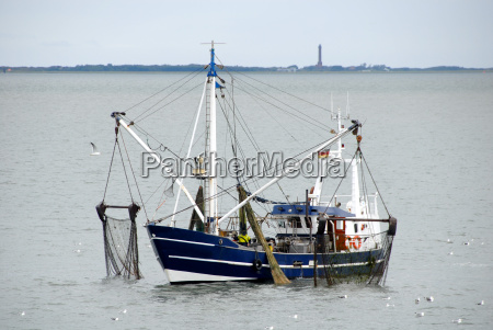 fish trawlers norderney
