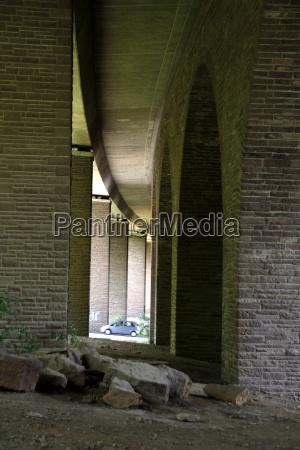 motorway bridge a2 steinbergen