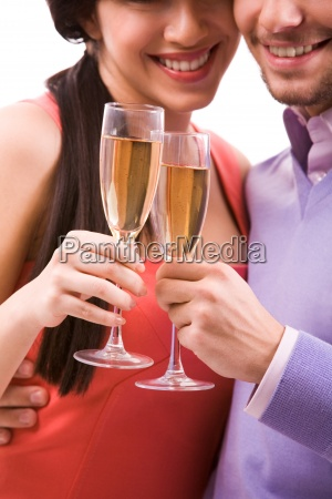 couple with flutes