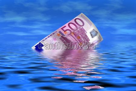 500 eur go under