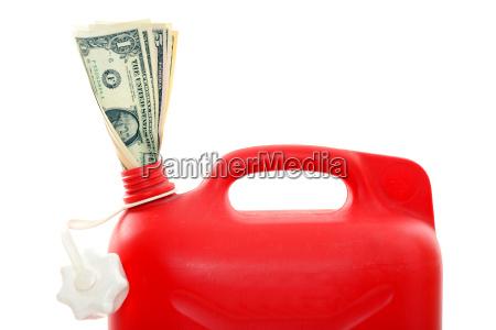 expensive petrol