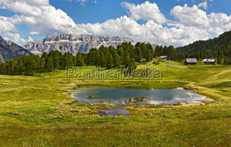 mountains mountain lake high mountains salt