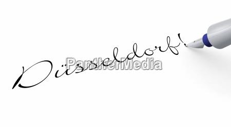 pen concept dusseldorf