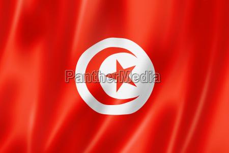 tunisian flag