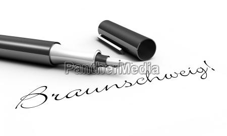 braunschweig pen concept