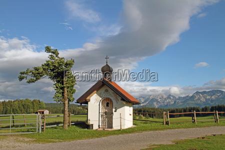 hofkapelle im allgaeu