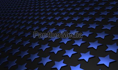 stars matrix background blue black